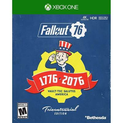 Fallout 76 Tricentennial Number - Xbox One