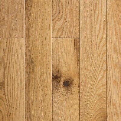 Hardwood Flooring Red Oak Natural 3/4 x 2-1/4 Random Length