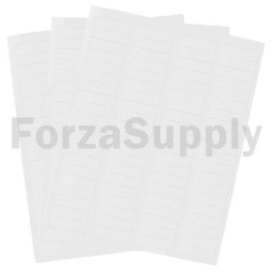 800 1 34 X 12 Ecoswift Laser Address Shipping Adhesive Labels 80 Per Sheet