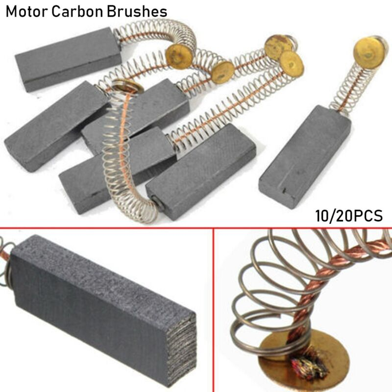 Grinder Replacement Motors Spare Parts Generic Carbon Brushes Mini Drill - $5.15