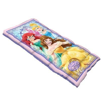 Disney 👑 Princess 👑 Sleeping Bag features Cinderella, Ariel and Belle - Princess Sleeping Bags