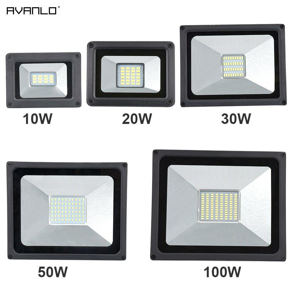 Reflector LED Flood Light Waterproof IP65 220V LED FloodLigh