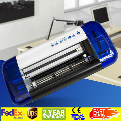 A4 Vinyl Cutter Cutting Plotter Carving Machine Artcut Software Easy Carry Usa