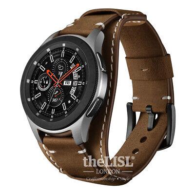 Samsung Galaxy Watch 3 Watch3 45mm leather strap band