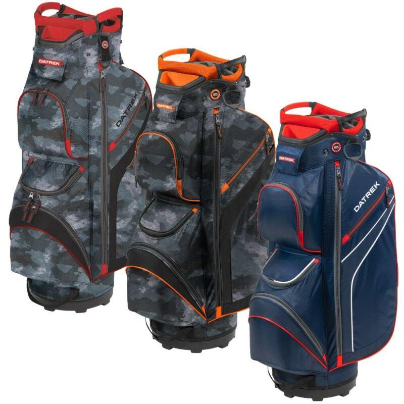 NEW Datrek Golf DG Lite II Cart Bag 14-way Top - Pick the Color!!