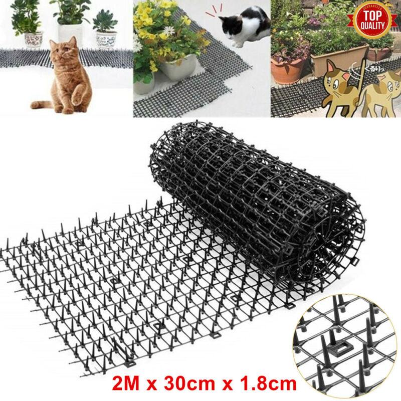 Cat Scat Spike Mat Pet Repellent Outdoor Mat Garden Fence Sp