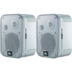 JBL Control One monitor speakers, immaculate