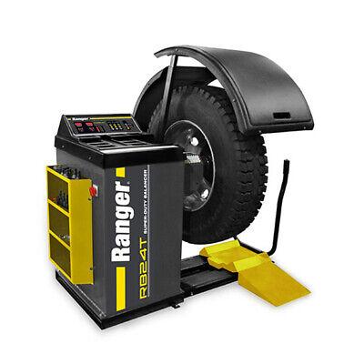 BendPak Ranger Truck Wheel Balancer With Deluxe Adapter Kit & Quick-Chuck RB24T