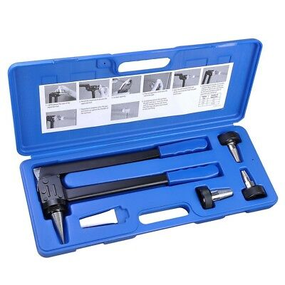 Pex Expansion Tool Kit Tube Expander With 12 34 1 Expander Heads Hard Case