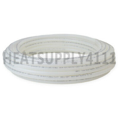 12 X 100ft Powerpex Non-barrier Pex-a Tubing Natural