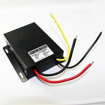 Dc 24v Step Up To Dc 36v 20a 720w Boost Power Converter Voltage Regulator Module