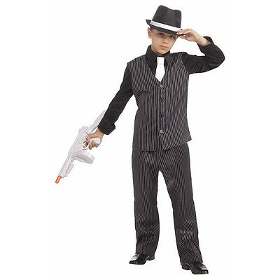 20s Lil' Gangster / Boys Costume - 20s Costume