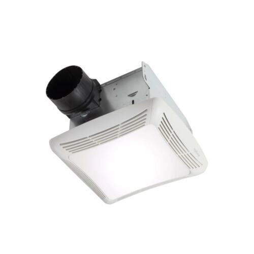 80 CFM Ceiling Bathroom Exhaust Fan with Light by Broan-NuTone