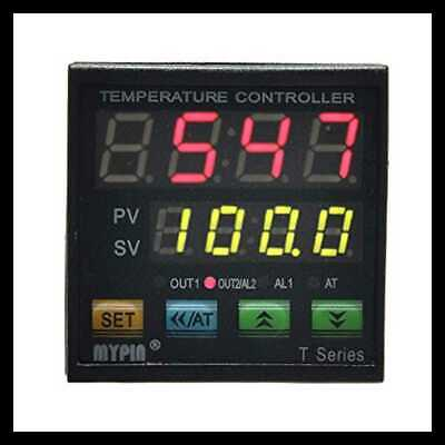 Ta4 Snrk Thermocouple Snr Pid Dual Digital Display Temperature Controller Type