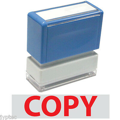Copy - Jyp Pa1040 Pre-inked Rubber Stamp Red Ink
