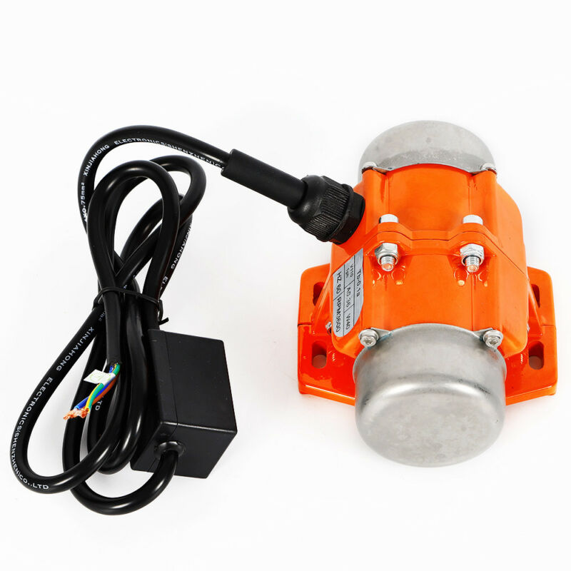 40W110V Vibration Motor 3600rpm AC Industrial Single Phase Asynchronous Vibrator
