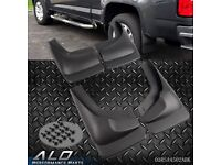Husky Liners 56801 Front Mud Guards for GMC Sierra 1500//2500//3500 2007-2014