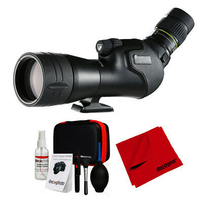 Vanguard Endeavor HD 65A Angled Eyepiece Spotting Scope, 15-