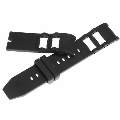 26mm RUBBER WATCH BAND STRAP FOR INVICTA RUSSIAN DIVER 1201 1805 1845 1959