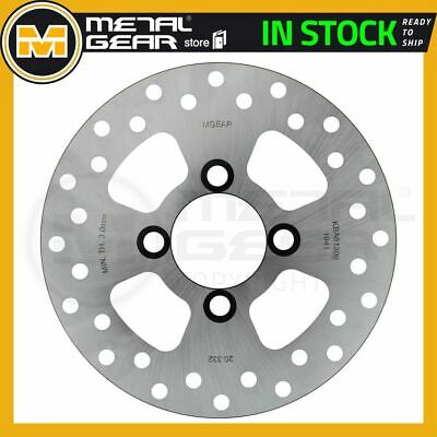 MetalGear Brake Disc Rotor Front L for Yamaha CW 50 BWs Naked  2016