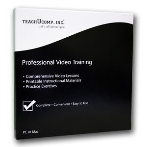QUICKBOOKS PRO 2014 2013 Training Tutorial DVD Course 178 Videos 9 Hours