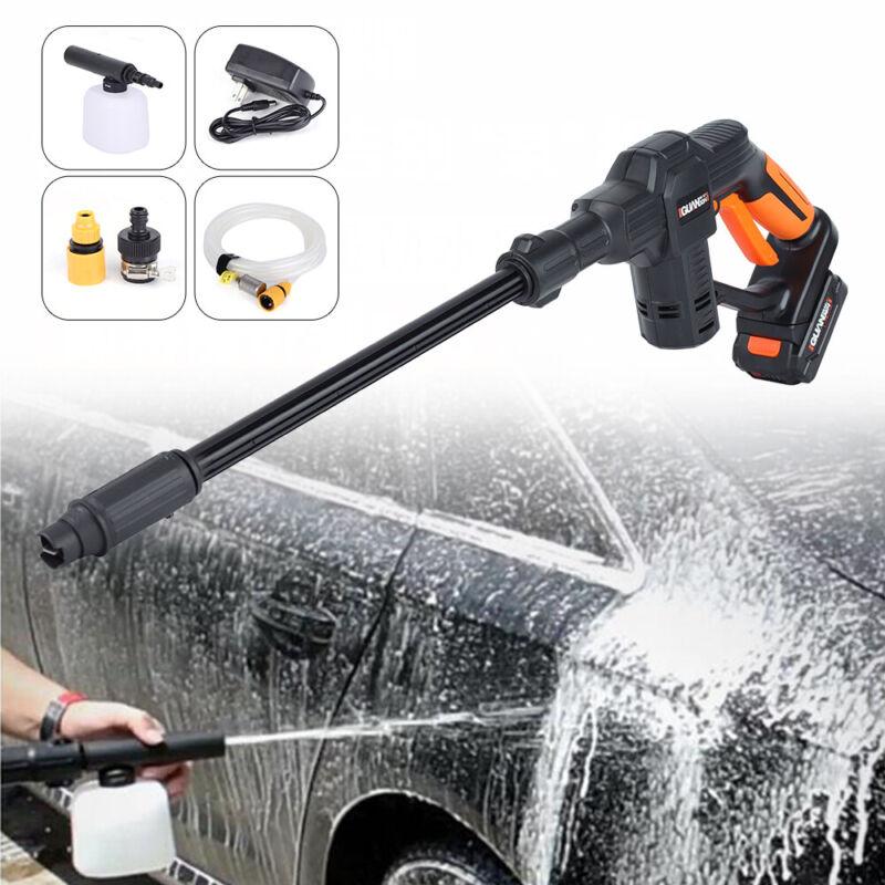 Car Pressure Washer Portable Pressure Cleaner Auto Washing Gun Machine Wash Pump