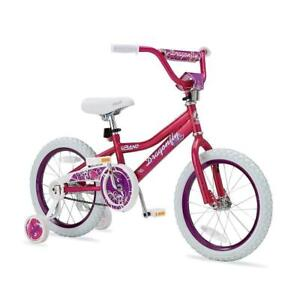 (2 AVAILABLE) New Upland Dragonfly 16 inch Girl's Bicycle, PICKUP ONLY - DI6