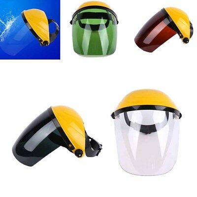 Safety Welding Helmet Welder Lens Grinding Shield Visor Face Mask Protector