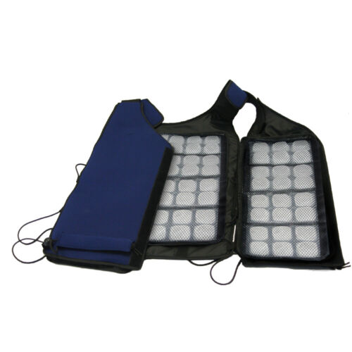 FlexiFreeze Ice Vest - Personal Cooling Heat Relief