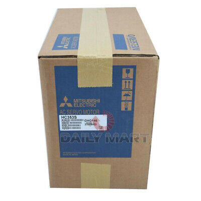 New In Box Mitsubishi Hc353s Servo Motor