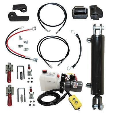 Hydraulic Powered Trailer Tilt Deck Kit 310 W - Welded