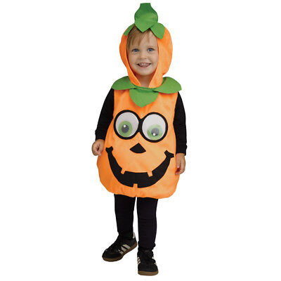 Googly Eye Costume (Infant Googly Eye Pumpkin Costume Up to size 24)
