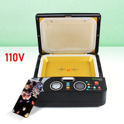 3d Vacuum Sublimation Heat Press Machine Kit For Phone Case Usa Stock