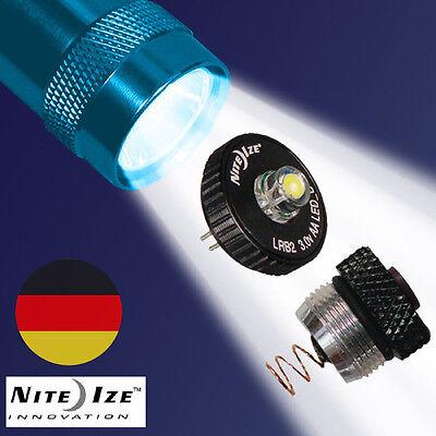 NiteIze Combo 2 LED Upgrade für Maglite AA Taschenlampen extrem hell neu Mini Maglite Combo