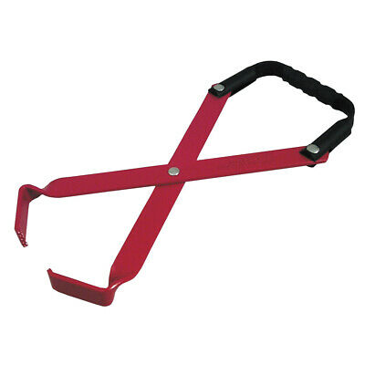 Lisle Car Battery Carrier Tool 57850 - Lift and Carry with Spring Action Handle