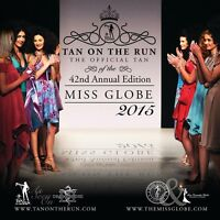 OFFICIAL Spray Tan Miss Globe Canada : Toronto