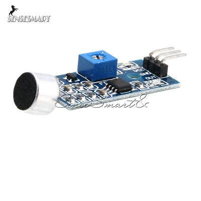 3pin Voice Sound Detection Sensor Module For Arduino Diy Intelligent Smart St