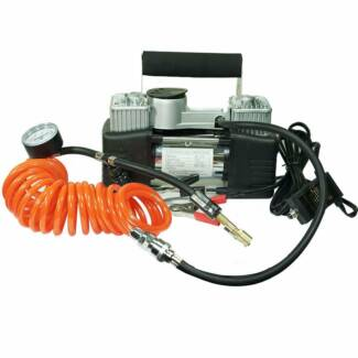 Air Compressor 12v Car 4x4 Tyre Deflator 4wd Portable Inflator 15