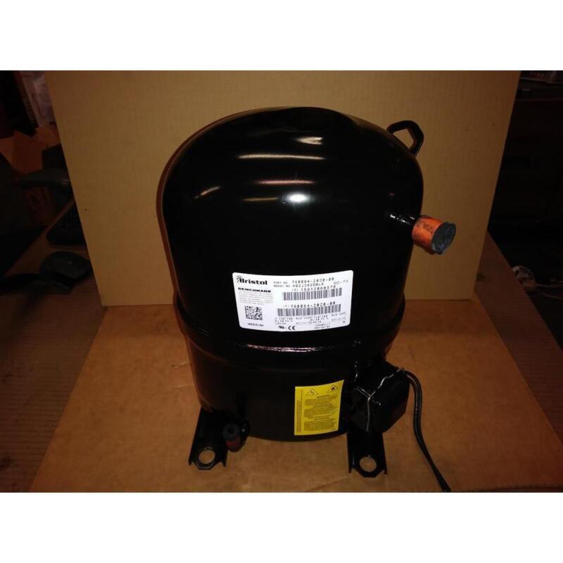 "Bristol H82j263dbla 2 Ton Ac/hp ""benchmark"" Reciprocating Compressor R-410a"