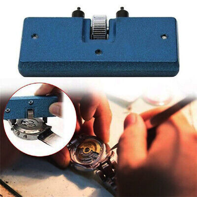 Watch Back Case Opener Screw Wrench Repair Tool Kit Cover Remover Battery