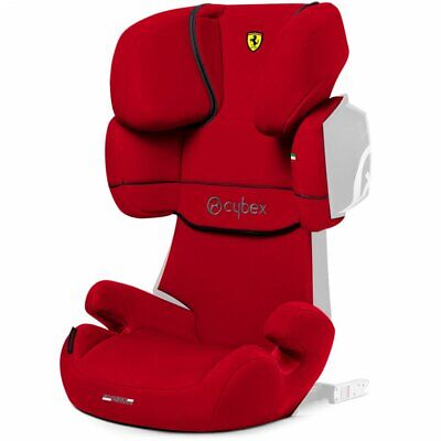 Cybex Extra Bed Linen - Racing Red Scuderia Ferrari - For Solution X2-fix New