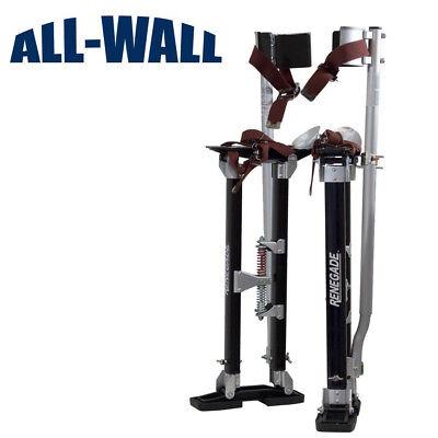 Renegade Drywall Stilts 24-40 Zancos Para Yeso Pintura Duraderos Asequibles