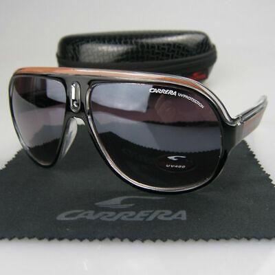 Fashion Men's Women's Retro Sunglasses Unisex Carrera Eyewear Glasses With (Carrera Sunglasses For Women)