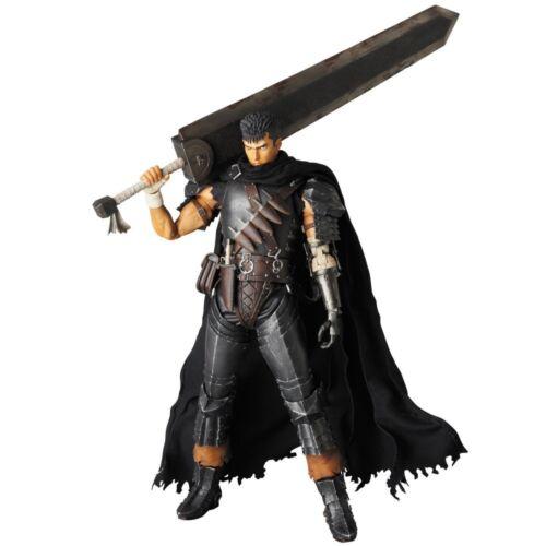 Medicom Toy Real Action Heroes RAH Berserk Guts Dark Knight ver Action Figure