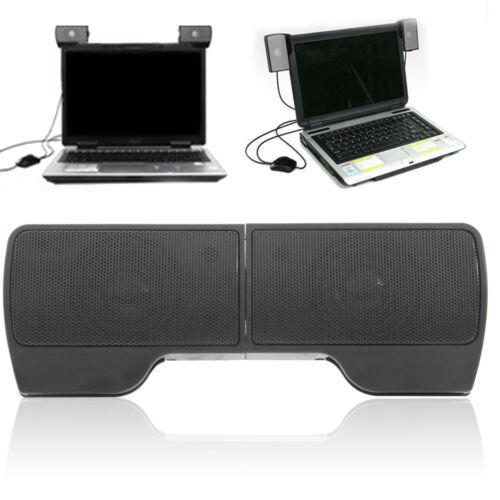 ELEGIANT Mini Portable Computer USB Speaker Stereo for MP3 P