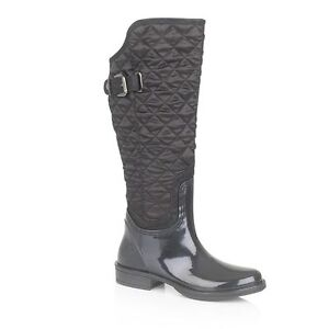 Posh Wellies Malachite Wellington Boot New From House Of Fraser