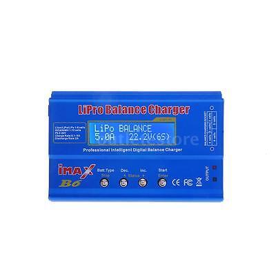 Best Imax B6 80W Intelligent 1 6 Cells Xt60 Rc Lipo Battery Balance Charger R6j0