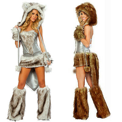 - Furry Halloween Kostüme