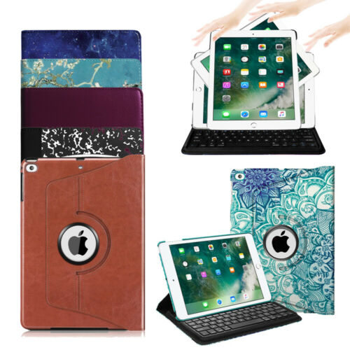 Fintie For iPad 9.7'' 2018 360° Rotating Case Stand Cover w