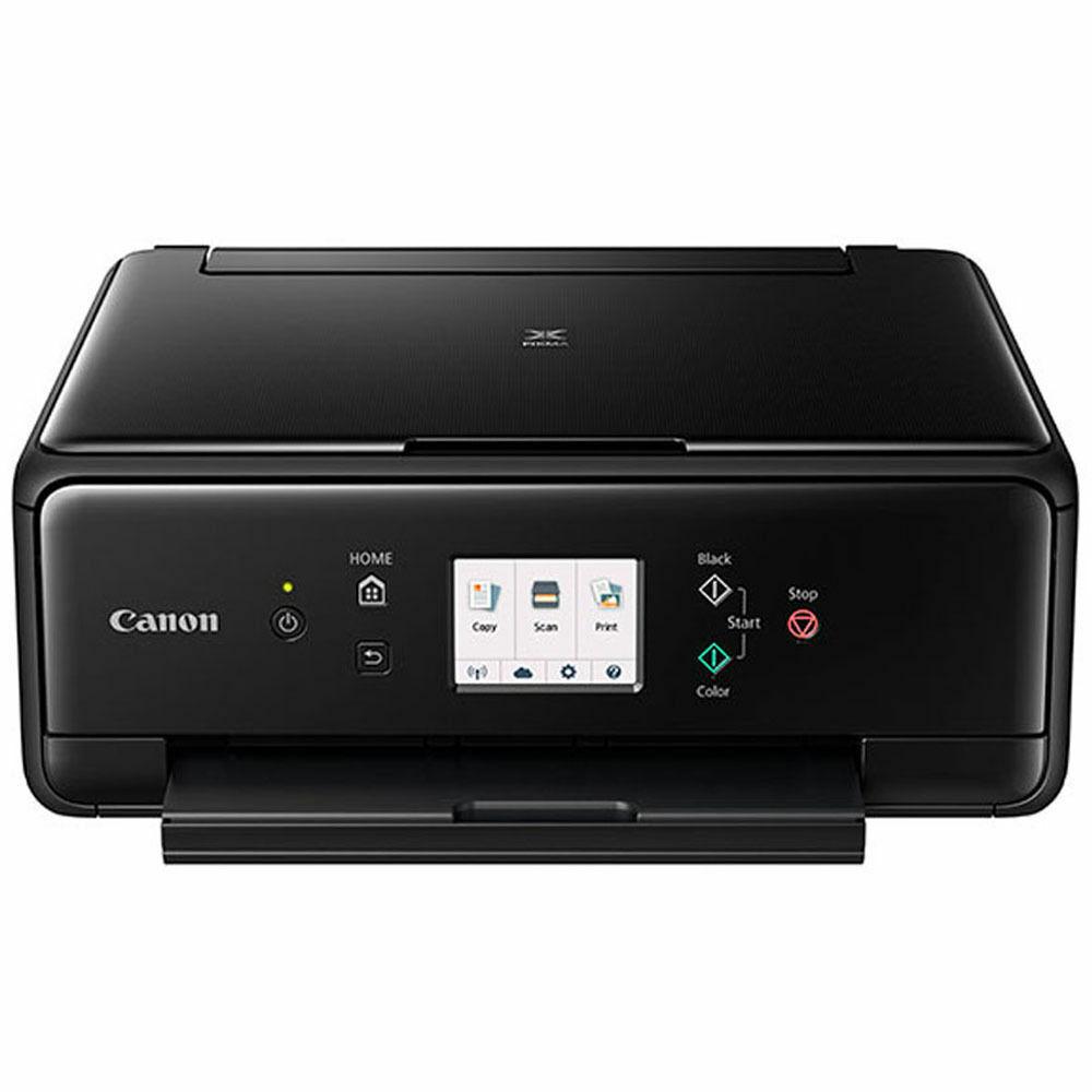 Canon - Pixma Ts6020 Wireless All-in-one Printer - Black